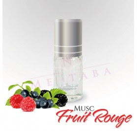 Musc Fruits rouge