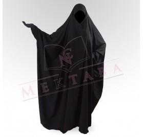 Jilbab saoudien noir