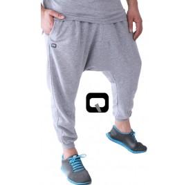 Sarouel jogging gris Qaba'il