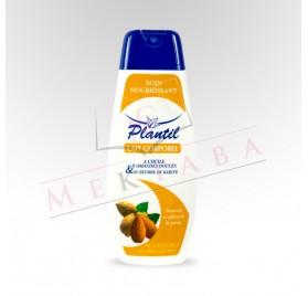 Lait corporel à l'huile d'amandes douces & beurre de karité PLANTIL