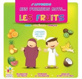 J'apprends mes premiers mots...Les fruits