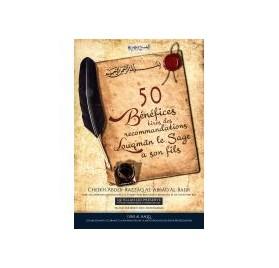 50 bénéfices tirés des recommandations de Louqmân le sage à son fils  x10