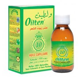 Huile capillaire aux 10 huiles PLANTIL