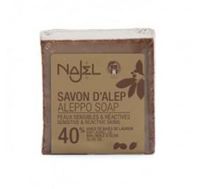 SAVON D'ALEP 40% HBL** 185g