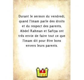 HISTOIRE DU SOIR: LA GÉNÉROSITÉ ENVERS LES PARENTS.