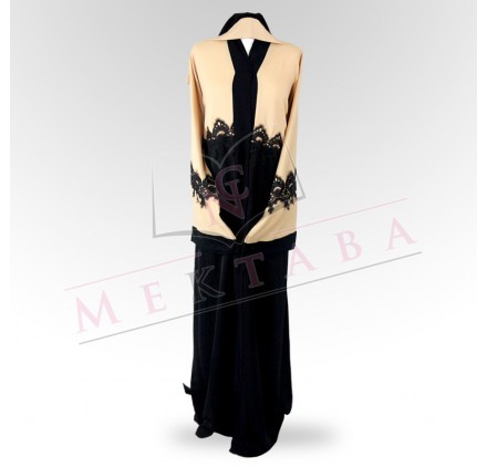 "Abaya Kimono ""Dawiya"""