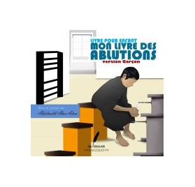 Mon Livre des ablutions (Version Garçon) x10